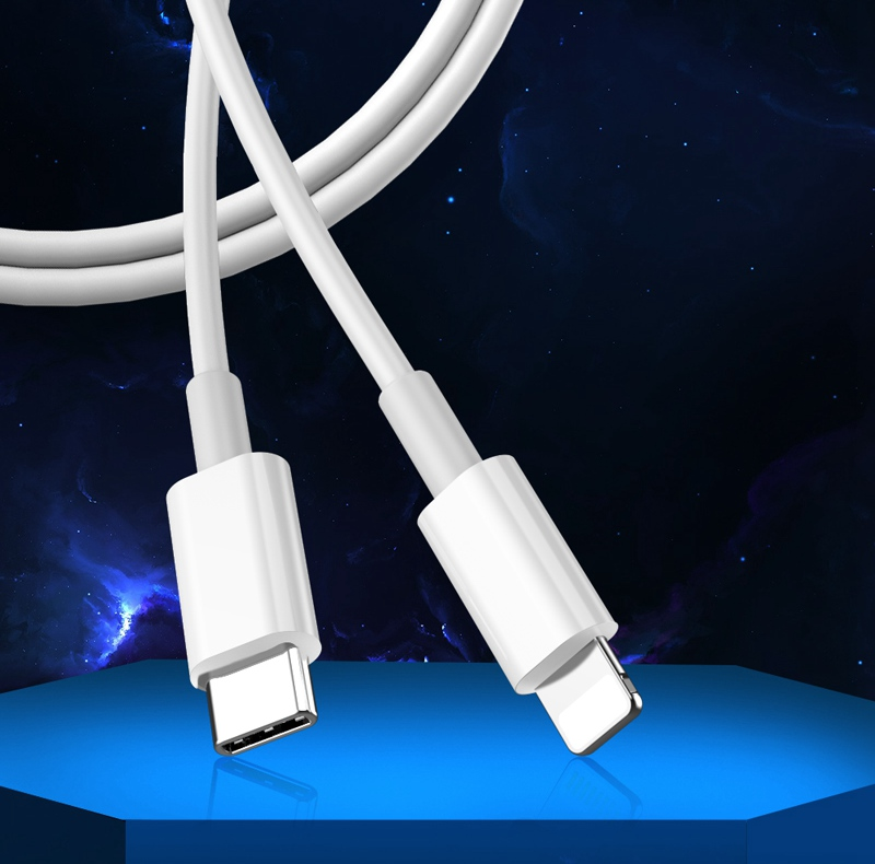 18W lightning to type-c iPhone PD fast charge cable
