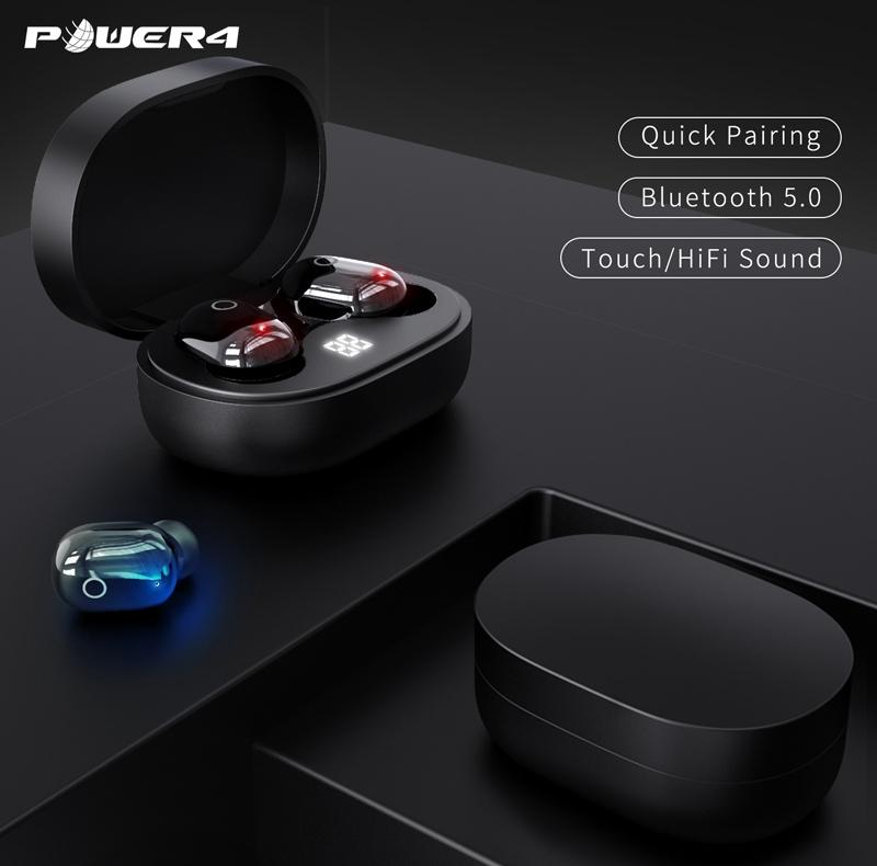 earbuds wireless in-ear headphones light weight small bluetooth earphone