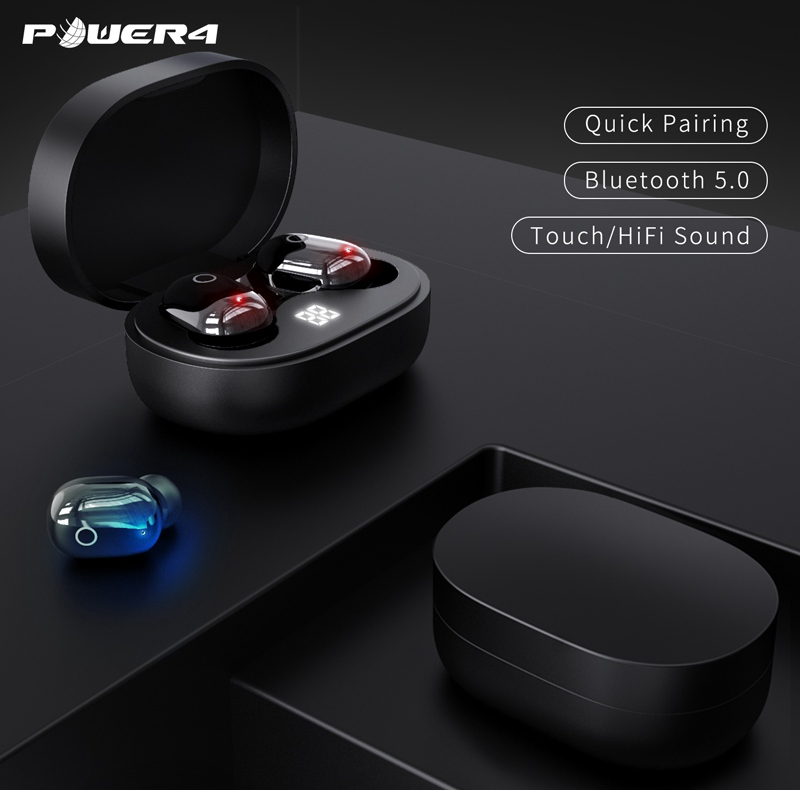 Greatly sound quality light weight small earphone clear hifi voice
