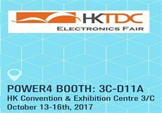 We will attend HKTDC HongKong Electronics Fair