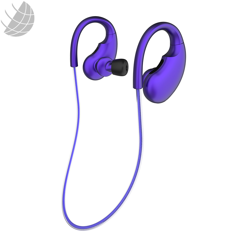 Bluetooth Headphones In-ear Earbuds Wireless Headset V4.1 EDR Sports Earphones for iPhone/Samsung and more devices