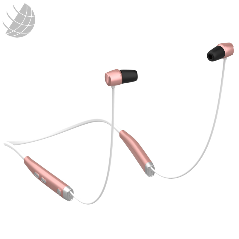 Wireless Sports Headphones Bluetooth V4.1 EDR Stereo Headset Earphones With Mic  Hands Free Calling